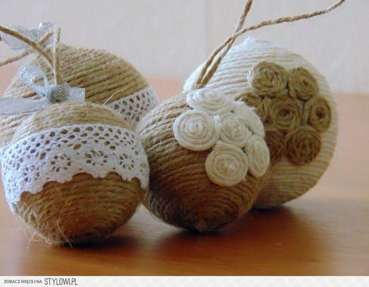 palline di spago: