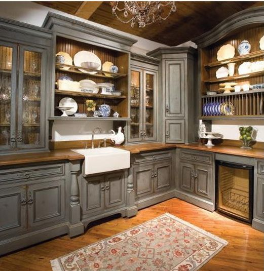 Small Kitchens Cabinets: 25+ Best Ideas About Small Country Kitchens On Pinterest