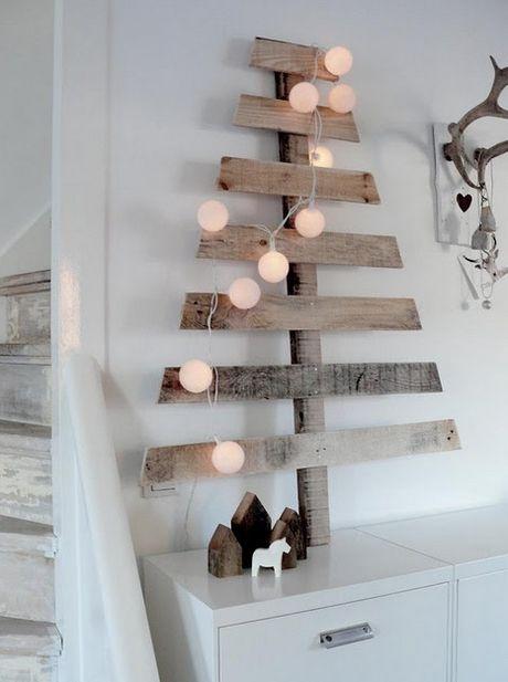 Κάν το μόνος σου: Φτιάξε το πιο πρωτότυπο Χριστουγεννιάτικο δέντρο της ζωής σου - DIY - Σπίτι  