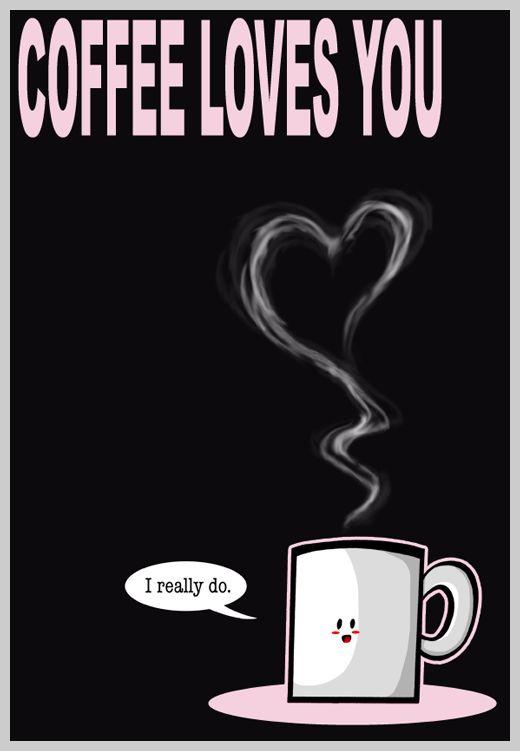El café te ama!.