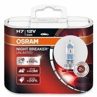 H7 - OSRAM NIGHT BREAKER Unlimited H7 +110% mehr Licht