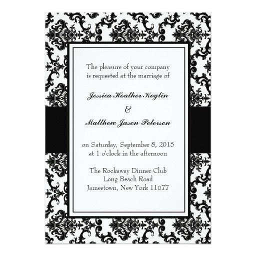Best 25+ Monogram wedding invitations ideas on Pinterest Wedding - fancy invitation templates