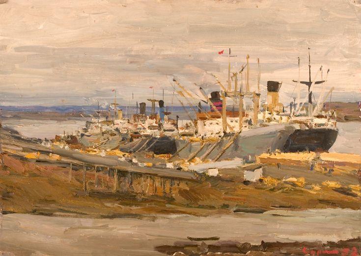 Port Igarka - Ivan Sorokin