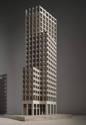 South Road Tower, Southall Tower, Gort Scott Architects