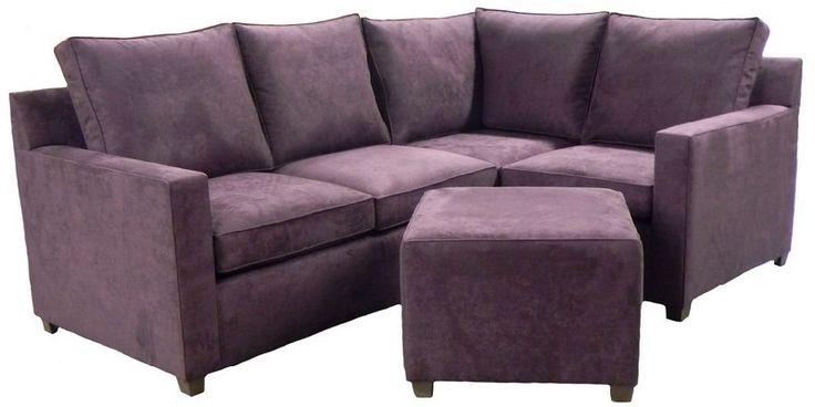 Purple Loveseat Sleeper Sofa