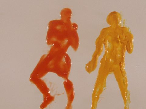 brontron animation sports boxing stop motion GIF