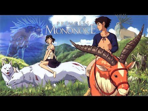 Princess Mononoke Full Movie HD 1997 - FREE Cartoon Movies - Japan Animated movies with eng dub - YouTube