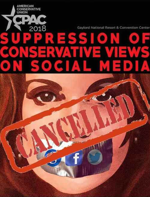 """""""Gentleman, there's no fighting in the war room!"""" - Dr. Strangelove. Late last night Pamela Geller was told that her panel discussion wouldn't take place if they didn't remove a particular panelist. This put her in a ridiculously ironic situation. She would have to suppress the speech of a fellow conservative in order to continue at CPAC with her scheduled program of panelists who were to discuss the suppression of conservative speech. It wasn't this irony that led ..."""