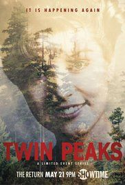 Twin Peaks. Still as pretentious as ever and still no idea what the f*** is going on!😂🙄
