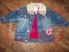De winter komt eraan, bij @kleertjeduo kunt u de kinderen hiervoor warm aankleden voor een klein prijsje. bv mooi spijkerjasje SB&SC maat 74. 6,00 euro