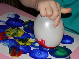 Balloon Painting: Pre School, Balloon Painting, Kids Crafts, Fun, Classroom Ideas, Craft Ideas, Preschool Art