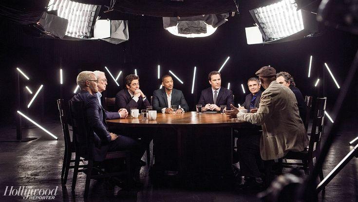 Will Smith Samuel L Jackson, Thr Round Table