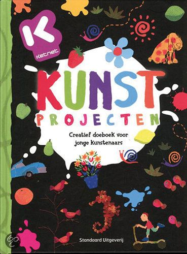 #Boekentip Papiergoed nr. 19: Kunstprojecten   Verbaas je vrienden en familie met je eigen kunstwerk!