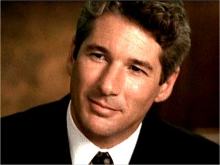 An Officer and a Gentleman, American Gigolo, Days of Heaven, Pretty Woman...I had it bad for Richard Gere and man, he still looks great!