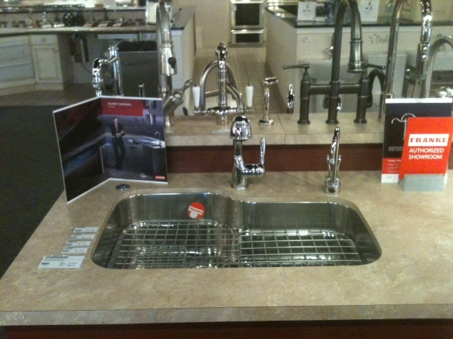 Franke Orca Sink : Frankes most popular Orca (ORX110) sink displayed in Fergusons ...