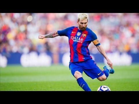 Lionel Messi- Jugadas Increibles- El Messiah - YouTube