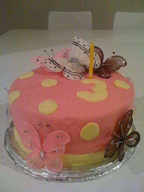 Eve's 3rd Birthday