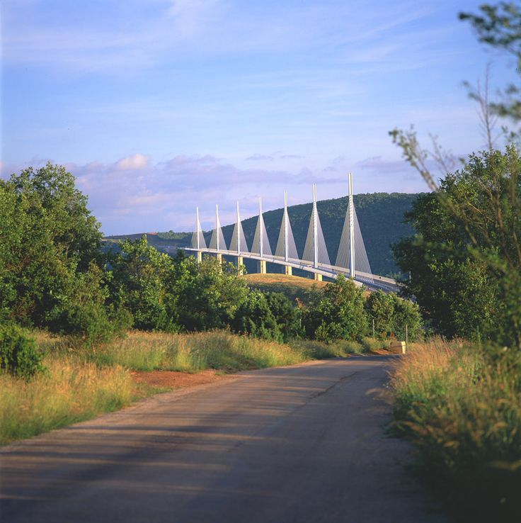 A Zdvent Calendar: Millau Viaduct By Foster + Partners