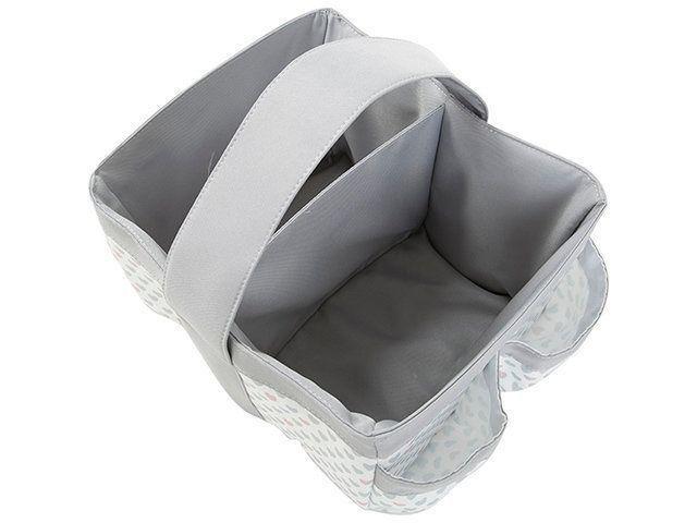 おむつラクラク持ち運び 収納 ニトリベビーの整理用バスケットがお値段以上 たまひよ バスケット カゴ ニトリ ニトリ 収納