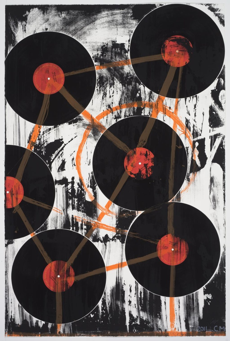 Thursday Miles, 2011  by Chris Martin