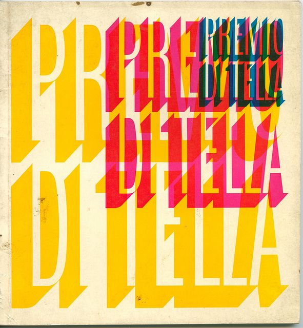 Premio Di Tella 65    Design by Juan Carlos Distefano for the Instituto Di Tella, Buenos Aires 1965
