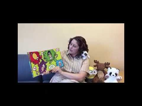 Picture Book Month 2016 - Caleigh Reads Rhyming Dust Bunnies by Jan Thomas - YouTube