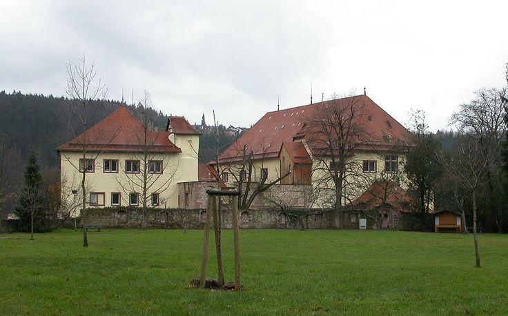 Neuenbuerg schloss - Schloss Neuenbürg – Wikipedia