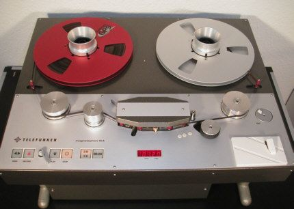 AEG / TELEFUNKEN M15A - Exactly like my old one. This is the best mastering device out there.