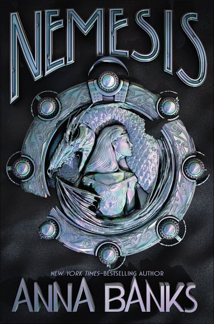 Nemesis by Anna Banks (Paperback Redesign)
