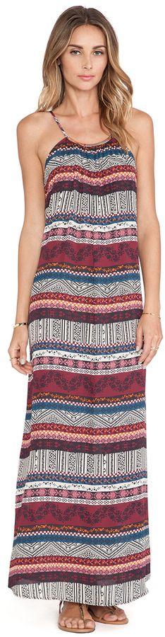 Eight Sixty Necklace Maxi Dress