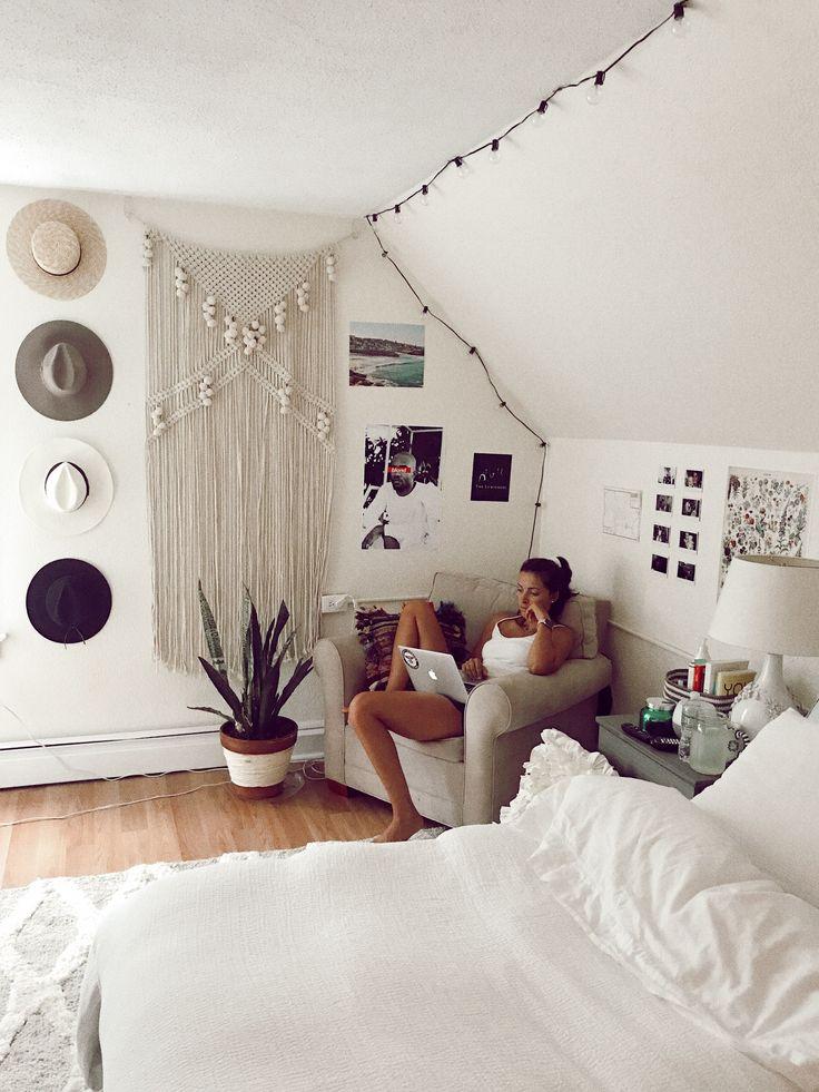 57 Cozy Diy Apartment Decor Ideas | Boho dorm room, Dorm ...