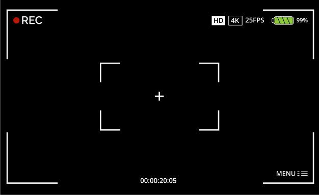 Download Camera Viewfinder Frame For Free Vector Free Youtube Design Video Design Youtube