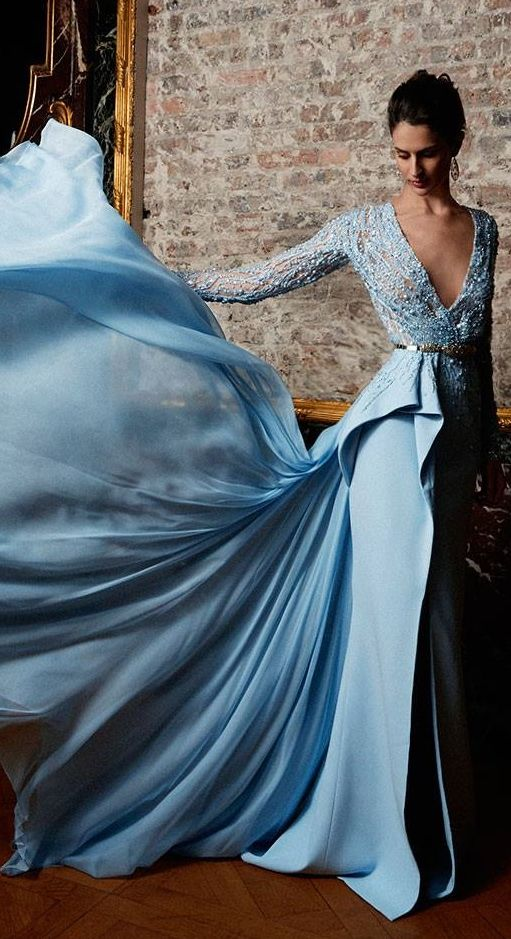 Hollywood COUTURE recommended: ZUHAIR MURAD COUTURE Spring 2015 ___BarWhat?…