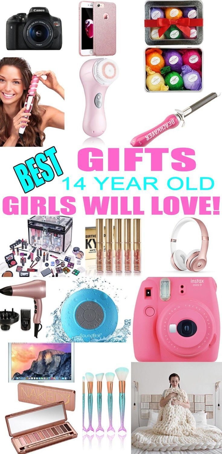 Top Gifts For 14 Year Old Girls Best Suggestions Presents A Fourteenth Birthday Christmas Or Just Because Find The