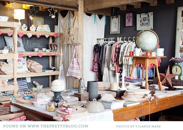 Visit The Farmer's Daughter in Bird Street in Stellenbosch...