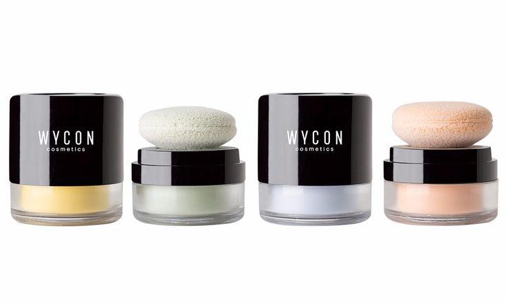 Giallo, verde, pesca e viola: scopriamo insieme le nuove polveri correttive Wycon Cosmetics e le loro funzioni per un make up perfetto!