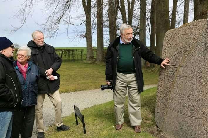 Tullstorpsstenen i Skåne
