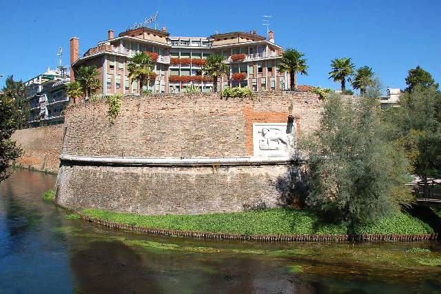 mura di treviso | Foto Gianni Desti Baratta, dal sito www.giannidesti.com