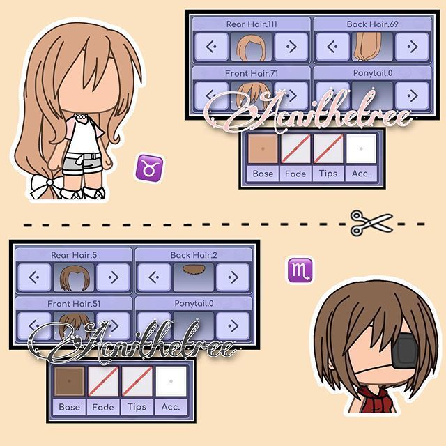 Hairstyles Gacha Life Hairstyles Gacha Life Source By Sarassweetsgourmet In 2020 Drawing Anime Clothes Character Outfits Anime Outfits