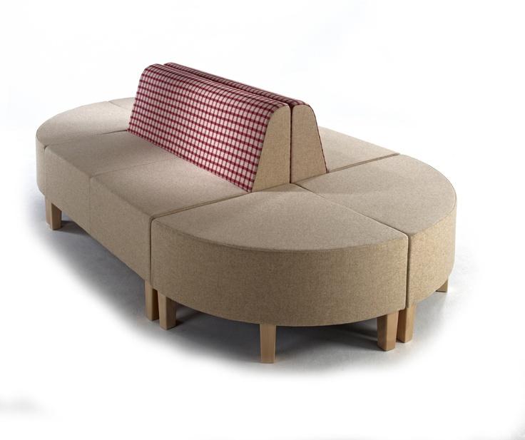 Elements Modular Seating Range .