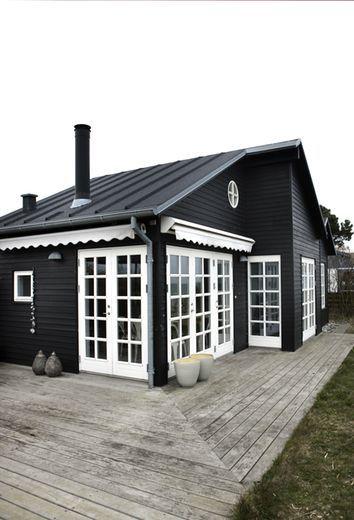 Strandhule på 42 kvadratmeter | Boligmagasinet.dk