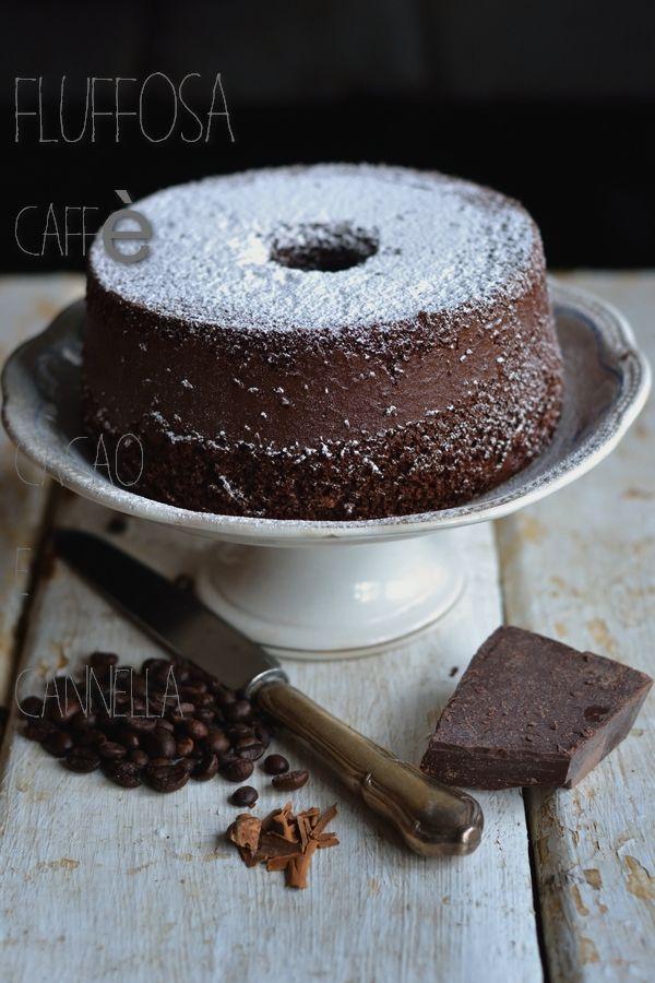Fluffosa caffè, cacao e cannella - Un pezzo della mia Maremma - …ma sono tante le cose meravigliose di questa terra e in particolare vi racconterò della cucina…