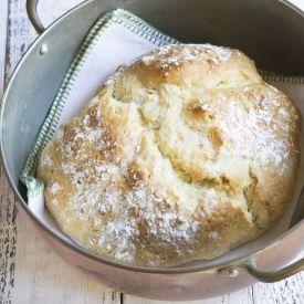 Australian Damper Bread [tortadirose]