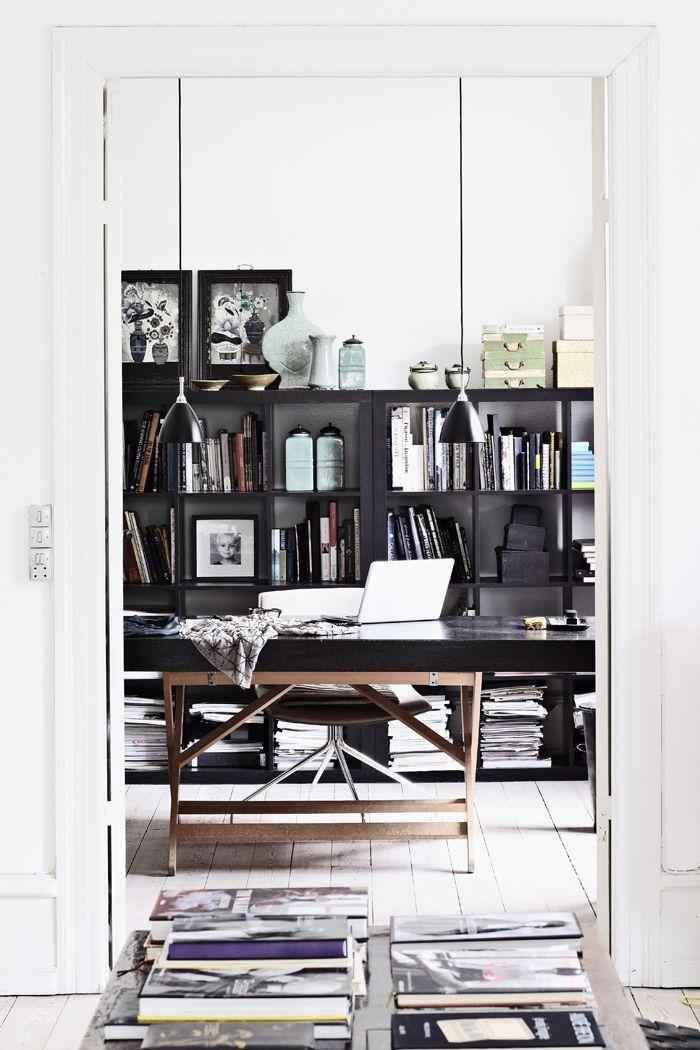 My Scandinavian Home: The beautiful home of a Danish designer.