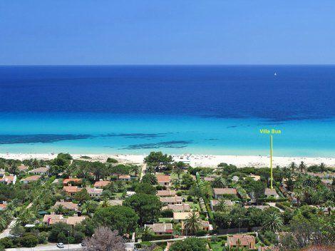 Ferienhauser in Sardinien: Villa Bua