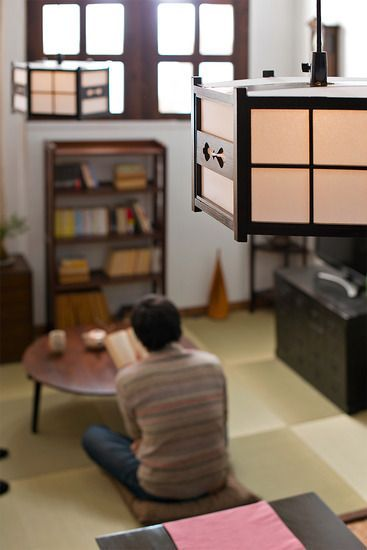 和室がおしゃれな洋室に大変身馴染ませ和室インテリア7選