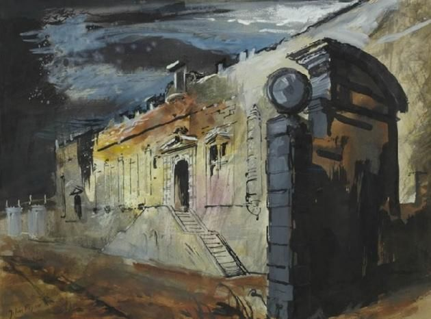 John Piper: Effortless Mastery of Composition and Technique