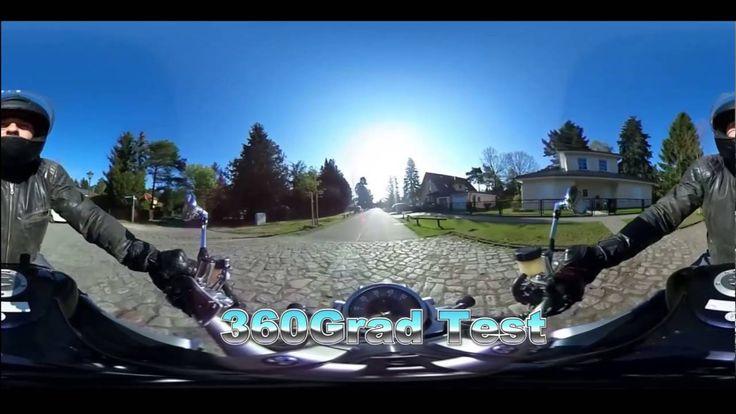 Test: 360Grad Video Kamera
