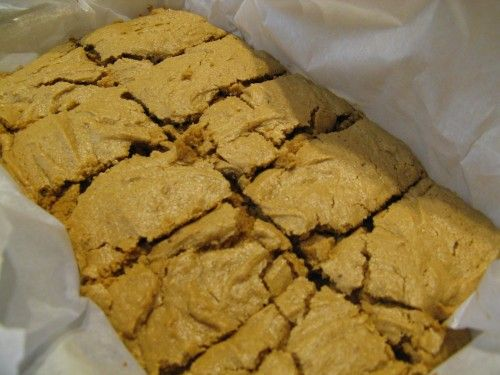 Breaking the Vicious Cycle SCD Peanut Butter Brownies (use Almond Butter)
