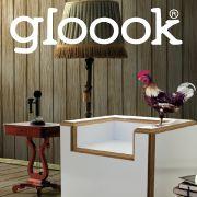 #newseventicomopr segue il press office del brand italiano di design GLOOOK